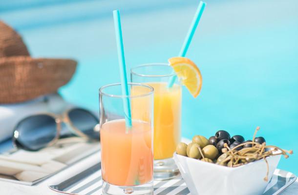 Quali cocktail per la festa in piscina