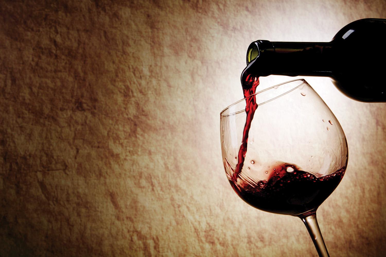 Vino rosso: calorie in un bicchiere di vino
