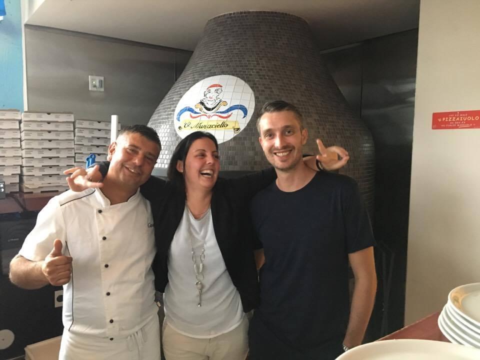 Da Firenze A Miami Passando Da Napoli 'O Munaciello