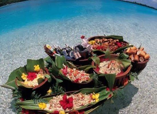 Ricette tipiche e tradizionali della Polinesia